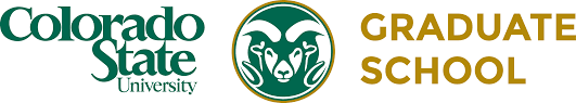 image of CSU Colorado grad school logo